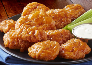 Zaxby's … Mondays at Noon