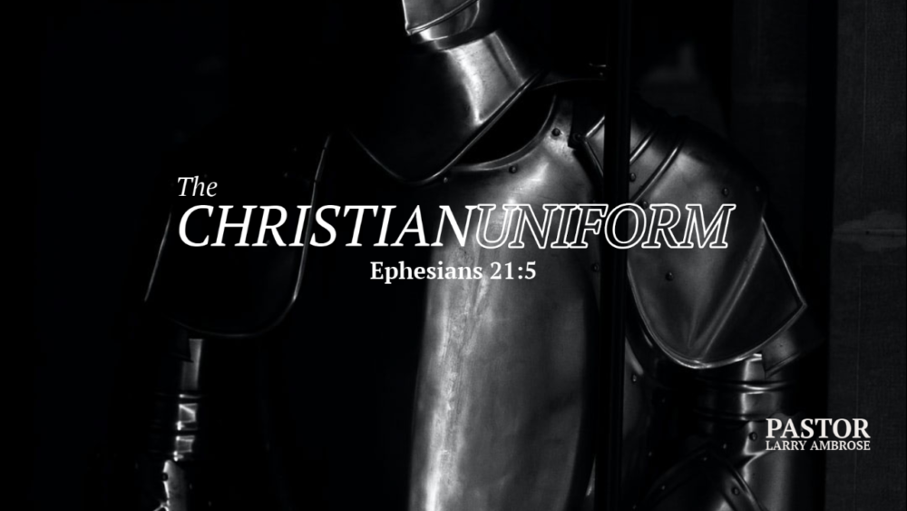 The Christian Uniform Image