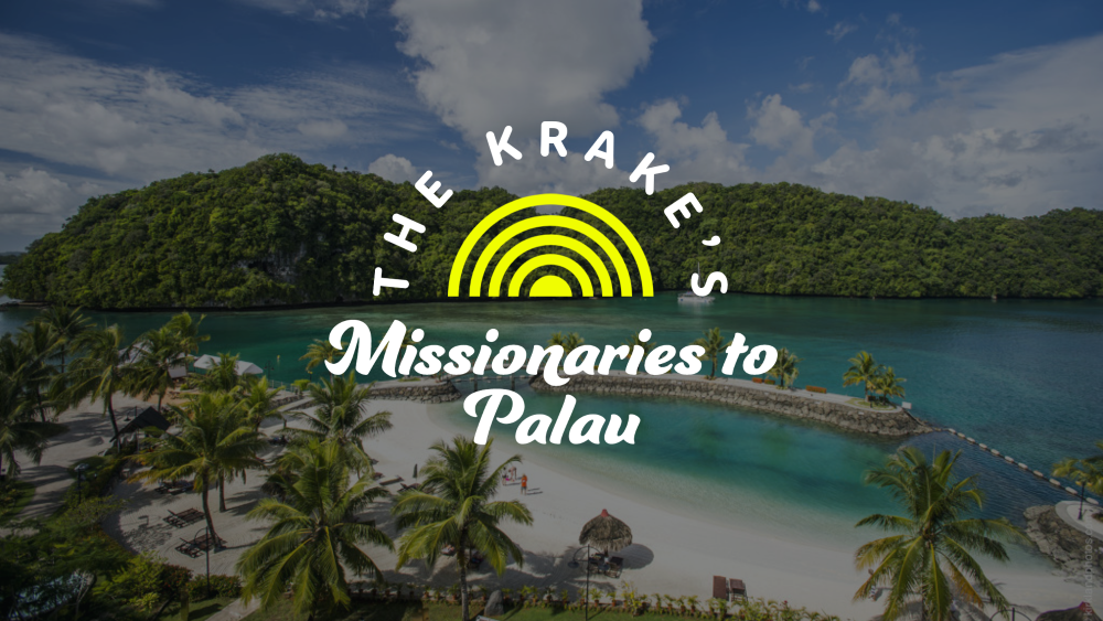 Missionaries to Palau Image
